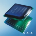 Dam and Fill Adhesives For Chip Encapsulation